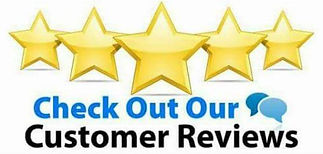 Check out our 5 star customer reviews
