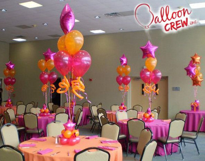 Starstruck Table Bouquets