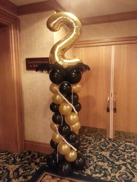Great Gatsby Column