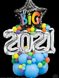 Dream Big 2021