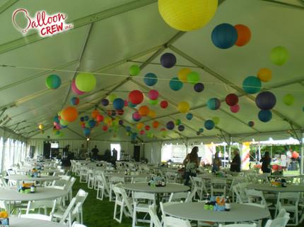Tent Lanturns