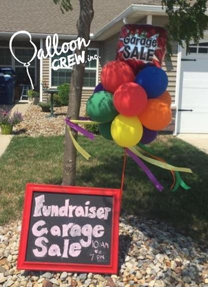 Garage Sale Topiary