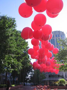 Giant Outdoor Balloons