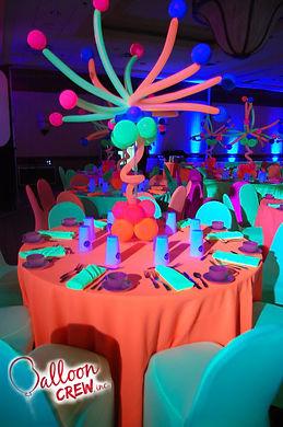 Balloon decor in cleveland