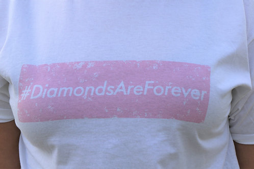 #Diamonds Tee