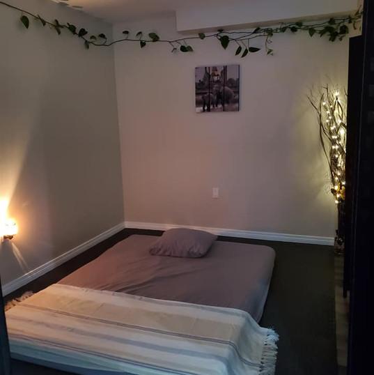 Thai Style Massage room