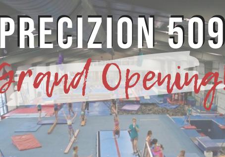 Precizion 509 Grand Opening Event!