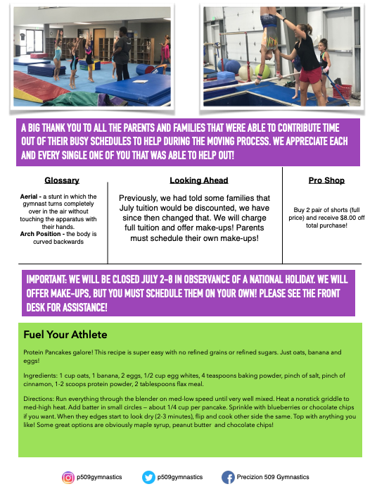 June Newsletter 2018 pg2
