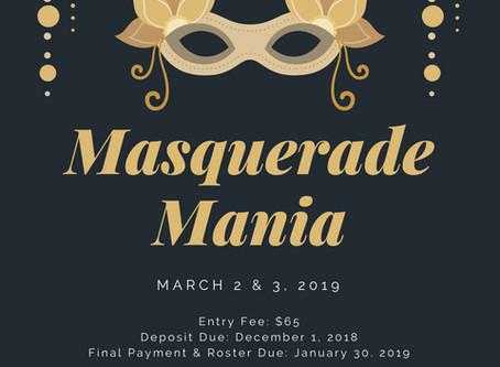 Masquerade Mania Meet at Precizion 509!