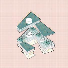 Za eno noč - študentska hiša za kratkotrajno bivanje in učenje