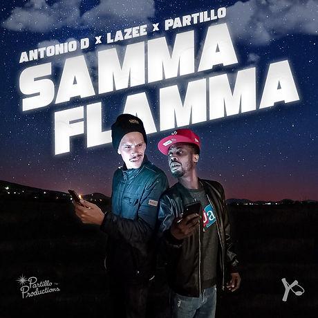 Lazee & Antonio D - Samma Flamma (Cover)