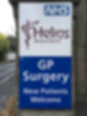 Sign on Stoke Hill.JPG