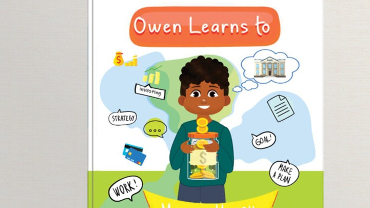 Paperback-Owen Learns to Manage Money