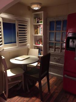 1/4 Doll Kitchen