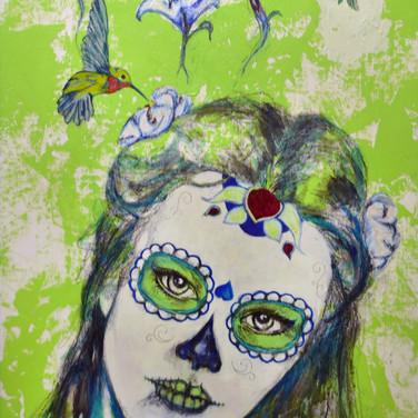Hummingbird Princess
