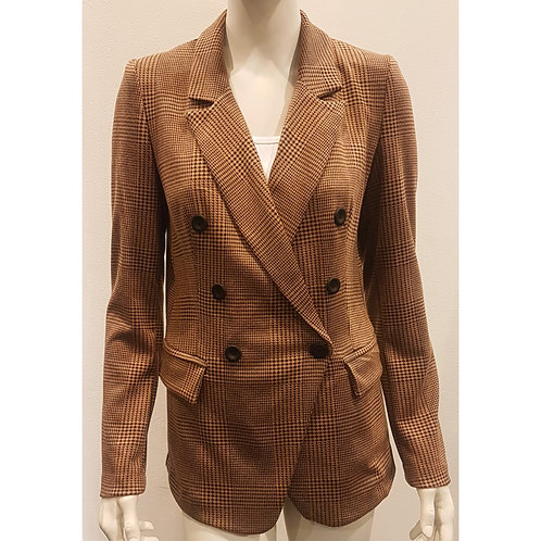 JAC 1118 - Double Breasted Blazer