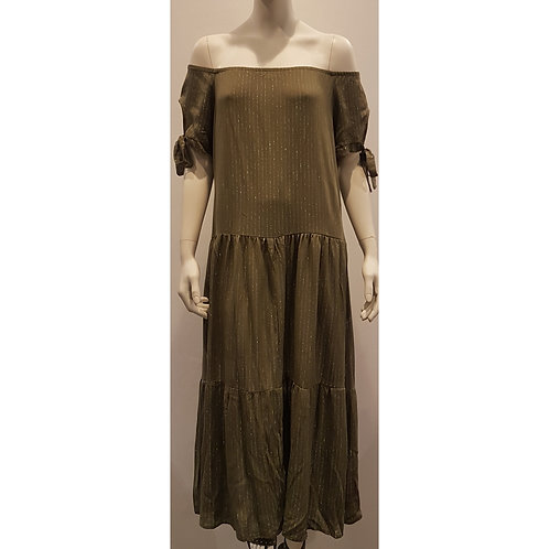 DRE 1725 - Long Dress Open Shoulder