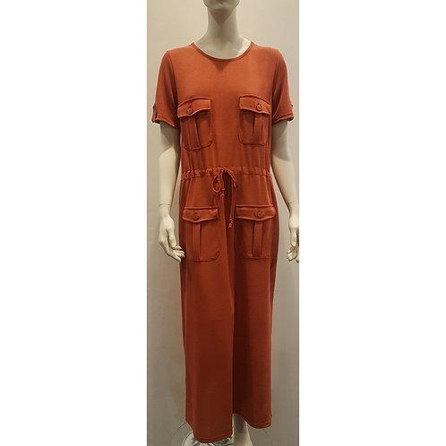 DRE 1716 - Long Dress Safari