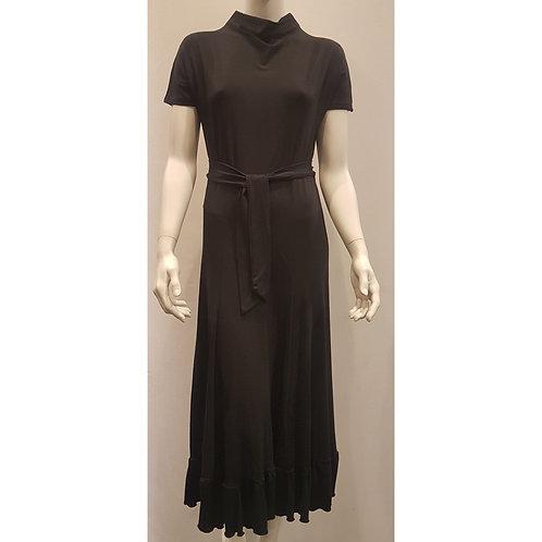 DRE 1580 - Dress Wide Collar and Belt