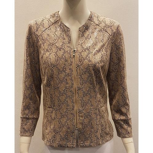 JAC 857 - Jacket zipper