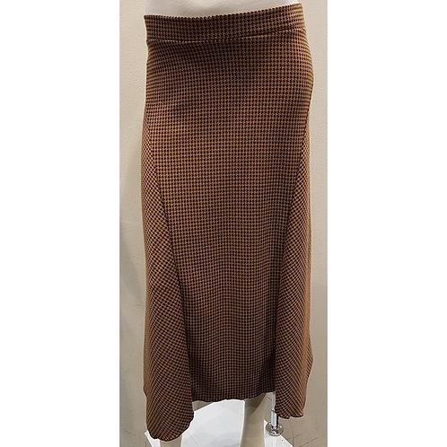 SKI 1733 - A-symetric skirt
