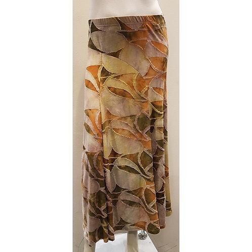 SKI 1547 - Long Skirt