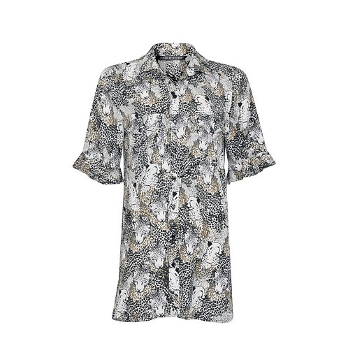 TOP 1512 - Blouse pockets