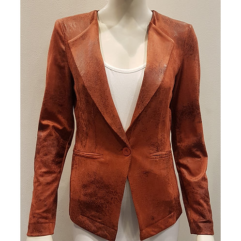 JAC 1102 - Blazer without Collar