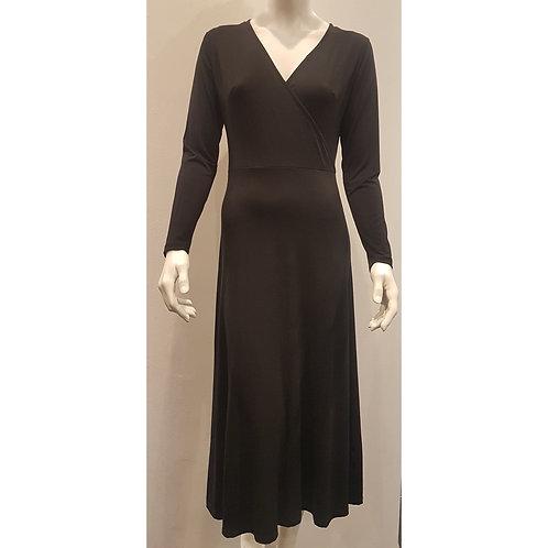 DRE 1584 - Dress Midi Long Sleeve