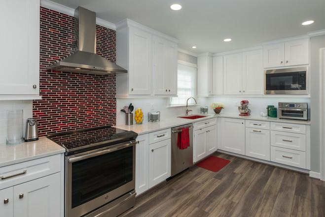 The Frazier Kitchen Transformation