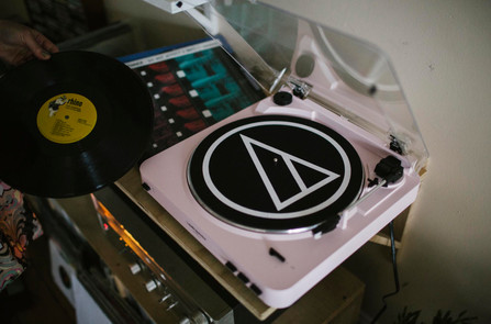 Urban Outfitters x Audio-Technica