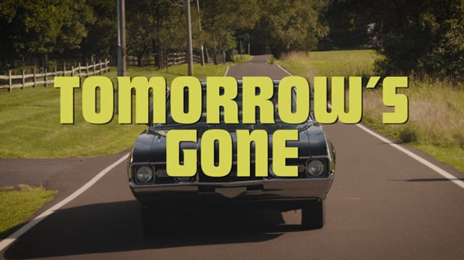 "Stereo League ""Tomorrow's Gone"""