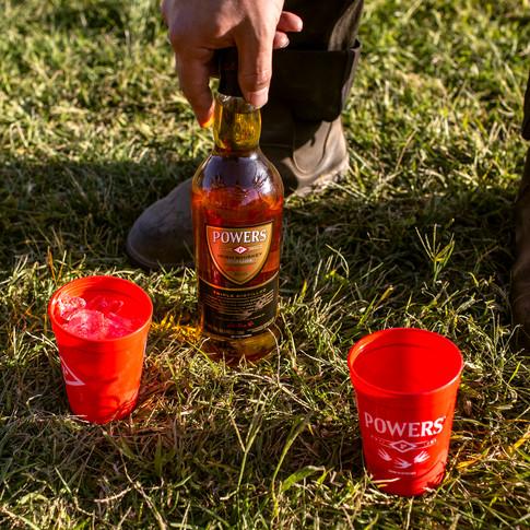 Powers Whiskey x Desert Daze