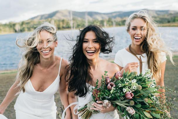 Scenic Rim Bride | The Overflow