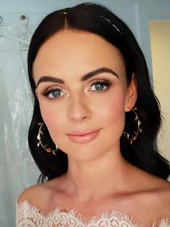 Bridesmaid Makeup by Lara Quinn