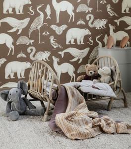 Dukkeseng fra Ferm Living er både dekorativ og morsom å leke med.