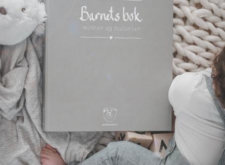 Produkttest: Barnets bok