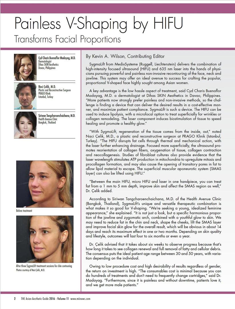 Asian Aesthetic Guide 2016 - Volume 11.j