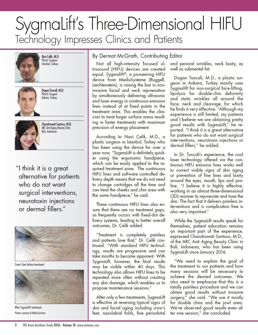 Asian Aesthetic Guide 2016 - Volume 10 (