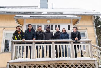 3D scans, 360 videos, photogrammetry and Bitcoin miningat the Hyrsylän Koulu Cohousing