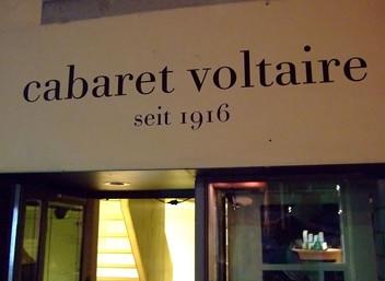 Cabaret Voltaire, bring uns die alten Reaktionäre von 1916!