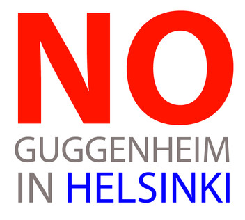 Democracy needs to know how the Sausage is done: NO Guggenheim Museum in Helsinki