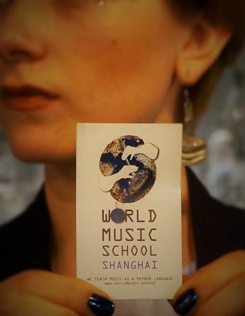 World Music School Shanghai