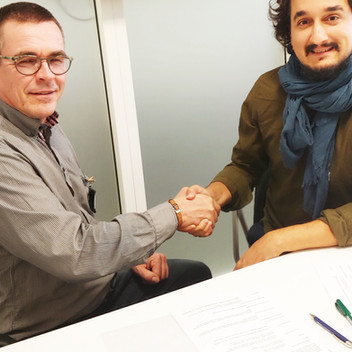 Contract signed with the City of Lohja for Cohousing in Finland
