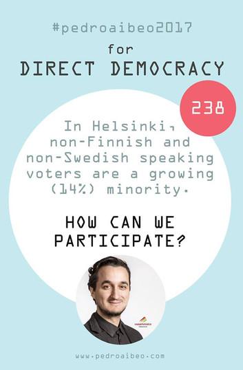 Political Hacking in Helsinki