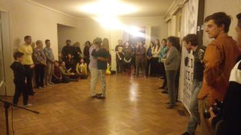Sold out Brazilian Folk event at The World Music School Helsinki