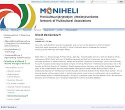 Moniheli interview