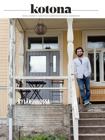 House Magazine Meillä kotona