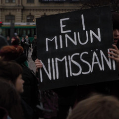 No racism in Finnish People's Name