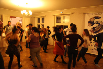 The latest World Music School event was Swedish and Latvian (not Russian), here is why!
